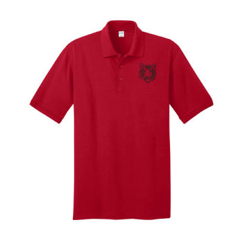 THOMPSON - Adult Jersey Knit Polo Thumbnail