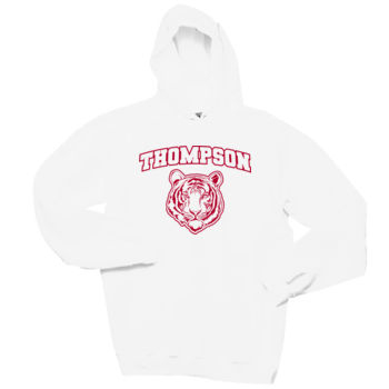 THOMPSON - Adult Ultimate Cotton® Pullover Hooded Sweatshirt Thumbnail