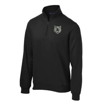 THOMPSON - Men's 1/4 Zip Sweatshirt Thumbnail
